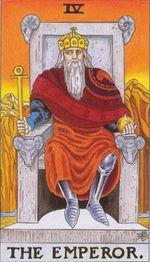 major arcana - the emperor