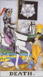 major arcana - death