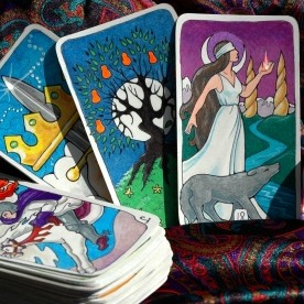 Online Love Tarot Reading