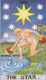 The Star - Tarot Card Meanings